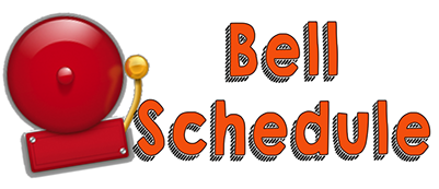 Check out the Bell Schedule!! Featured Photo