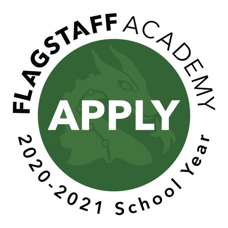 Flagstaff Academy 2020-2021 Online Application is Now LIVE! Thumbnail Image