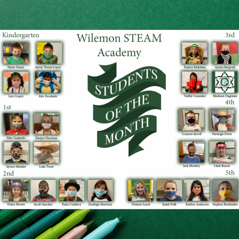 collage of 26 students