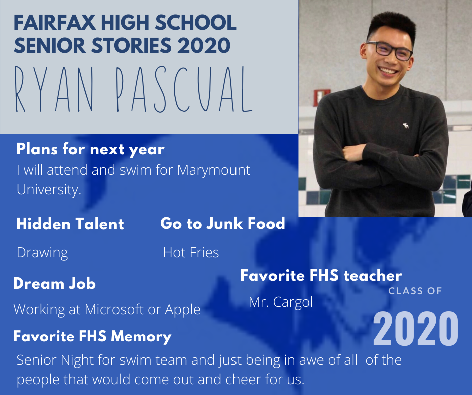 Ryan Pascual photo and list of activities