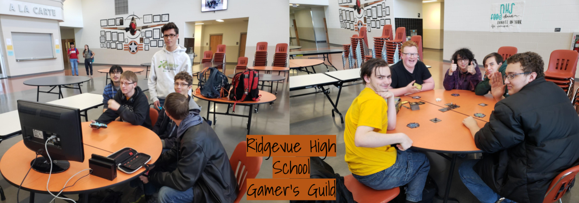 Students Gamers