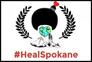 Heal Spokane Logo