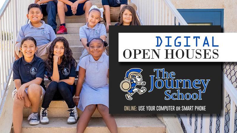 Digital Open House - Journey School