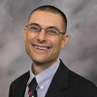 Photo of Dr. Pitts