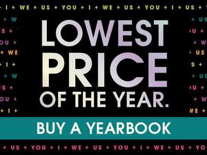 Get a yearbook now!