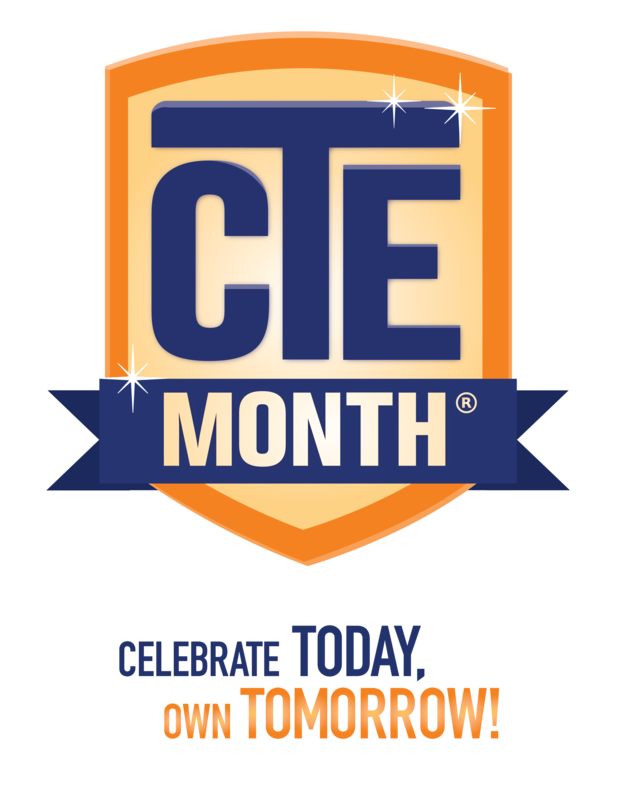 February is Career Tech Education Month Featured Photo