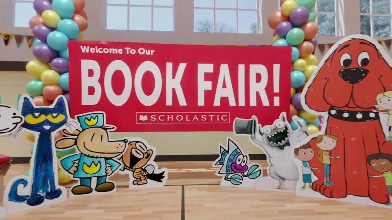 Virtual Book Fair Now Open! Thumbnail Image