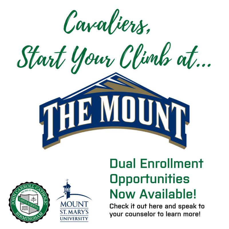 JCCHS Announces Partnership with Mount Saint Mary's University Featured Photo