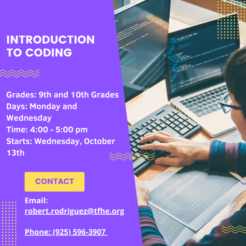 Intro to Coding. No exerience nessacary. Featured Photo