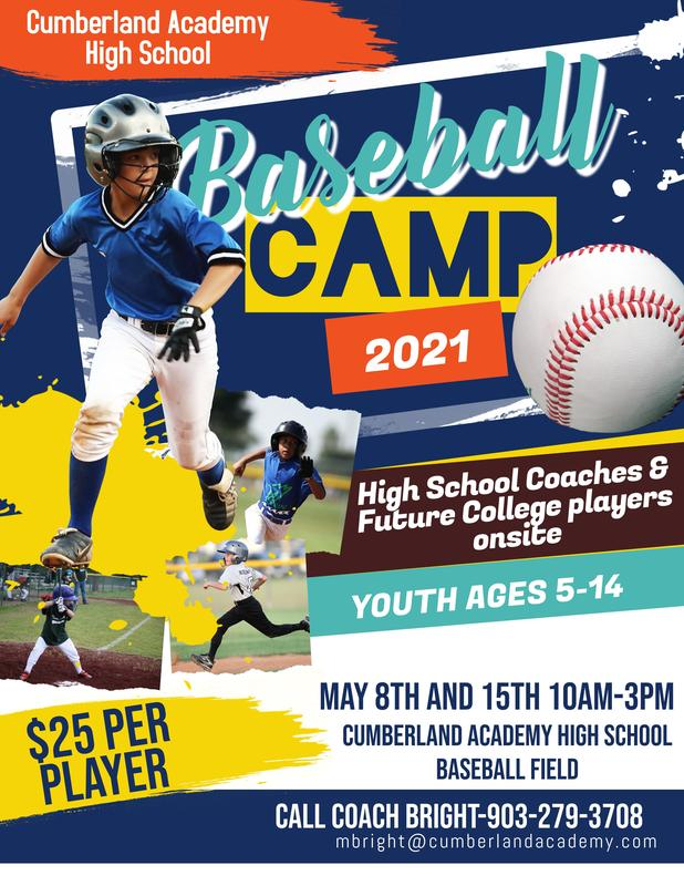 Youth Baseball Camp Featured Photo
