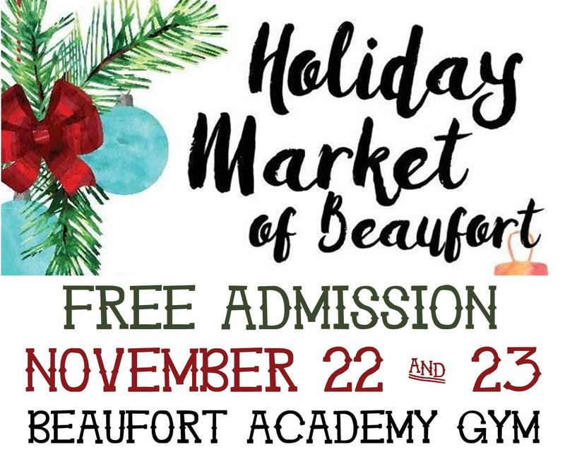 Holiday Market of Beaufort Featured Photo