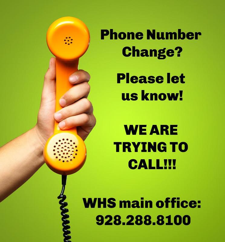 Phone Number Change? Featured Photo