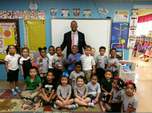 Superintendent's Visit to Highland