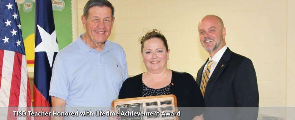 LIfetime Rotary Award