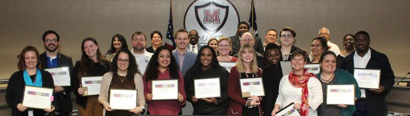 Manor ISD Celebrates Teacher of the month of January Thumbnail Image