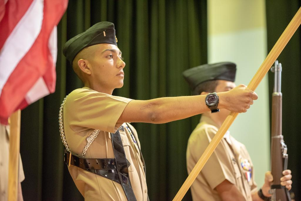 05/03/19 NJROTC Honors