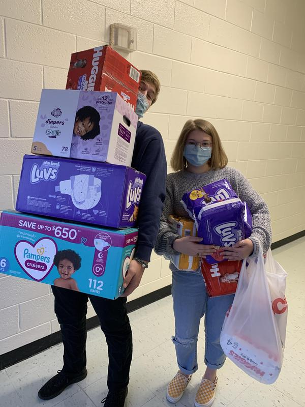 "The Smithfield High School Beta Club is providing gifts to 20 local children this holiday season through its annual ""Angel Tree'' program."