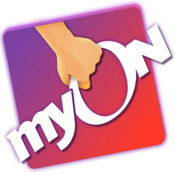 Instructions for logging onto myOn