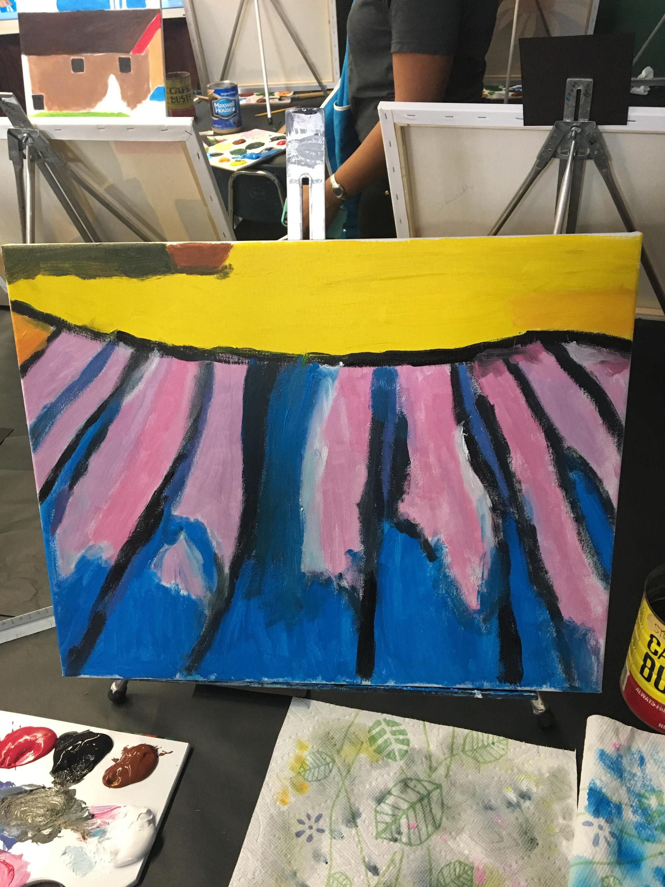 Teacher Art