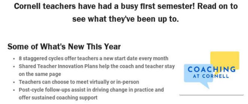 Mrs. Rachel McVeagh's Newsletter