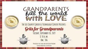 grandparents, grits, event