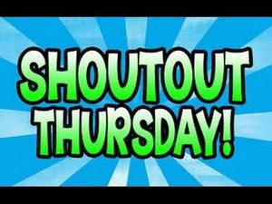 Shoutout Thursday