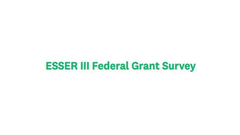 ESSER III Survey