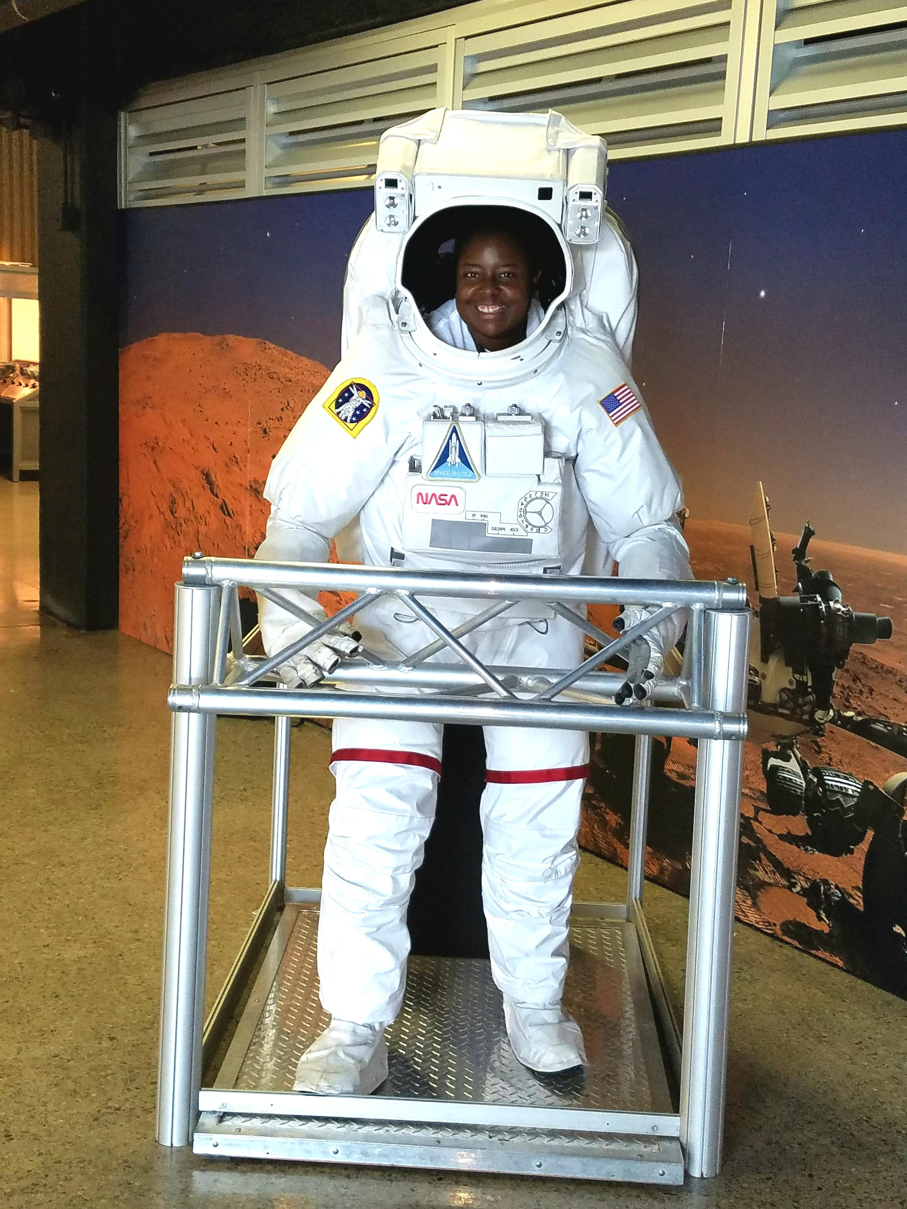 Science teacher selected for Space camp