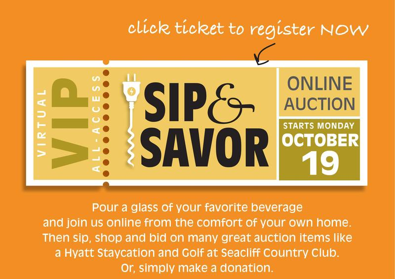 sip and savor event