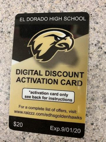 It's back and better than ever! THE EDHS GOLD CARD...APP! Thumbnail Image
