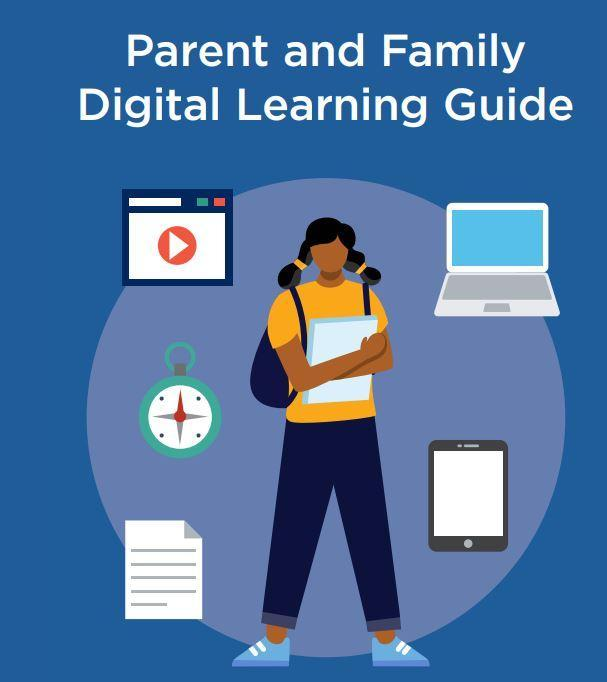 Parent and Family Digital Learning Guide Featured Photo