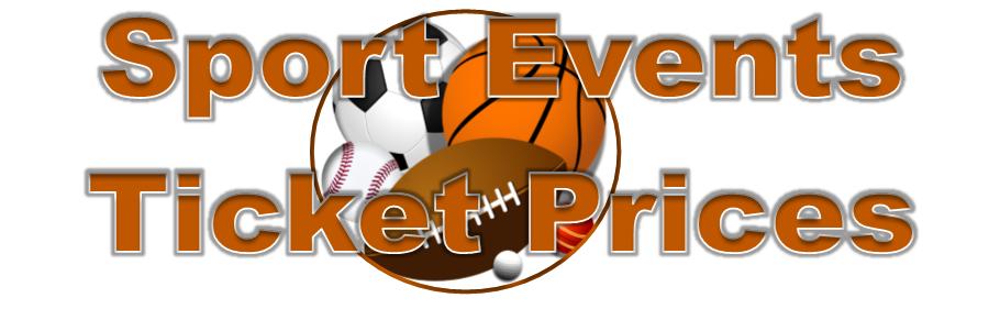 Sport Events Ticket Prices