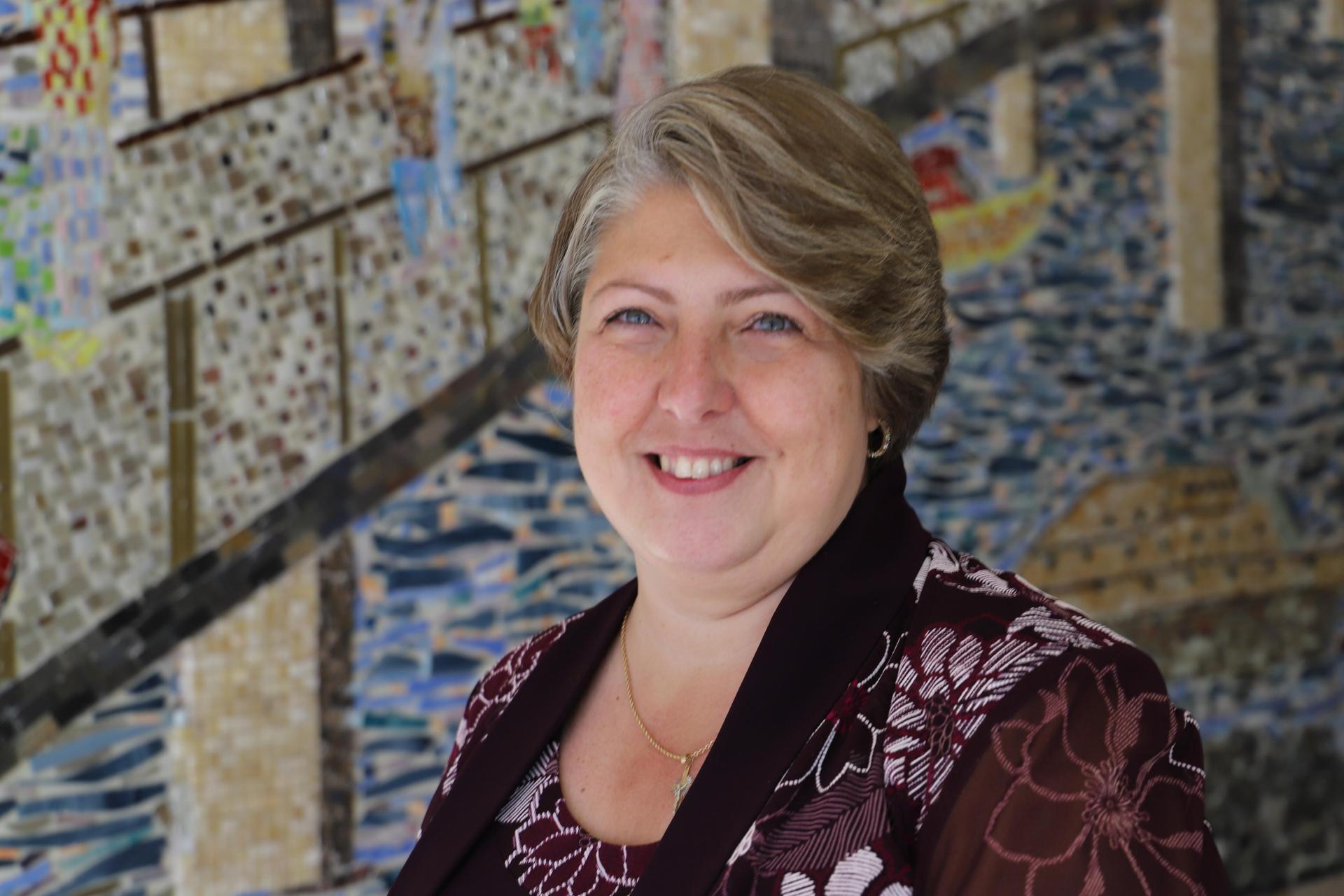 Ms. Monica Grazilla, Principal