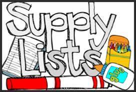 ES Supply Lists Featured Photo