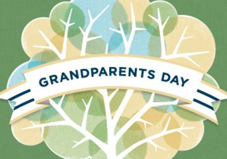 Grandparents & Special Friends Day: April 26th Thumbnail Image