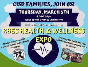 RBES health and wellness expo