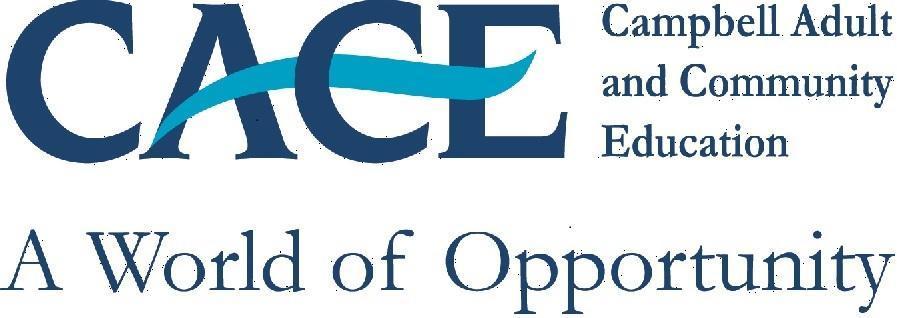 CACE logo