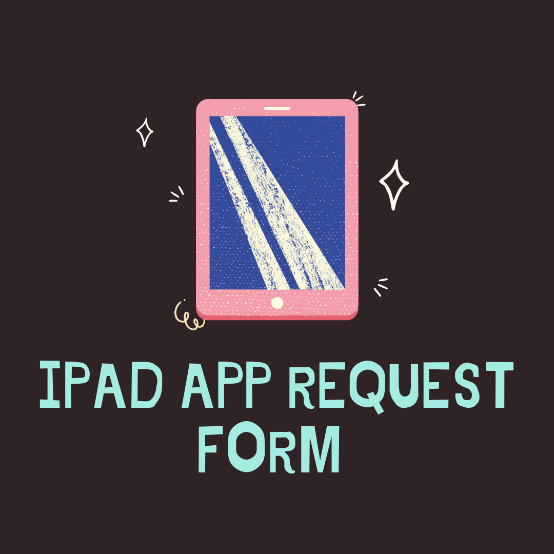 ipad app request