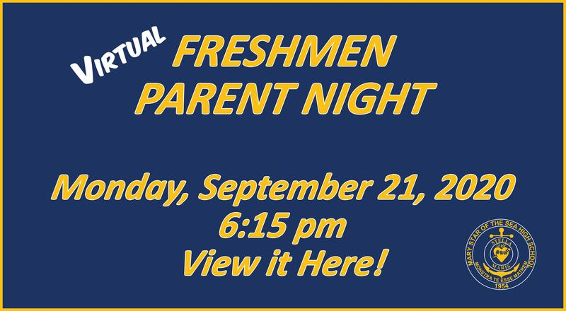 Freshmen Parent Night Featured Photo
