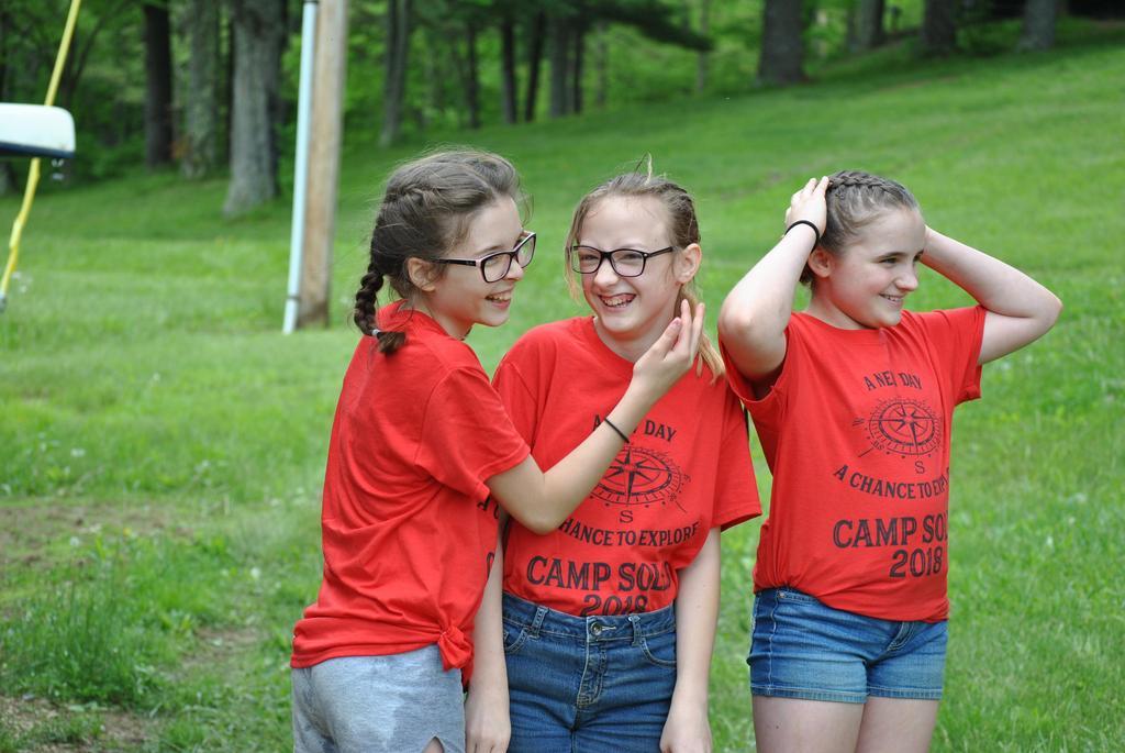 Camp Girls 2