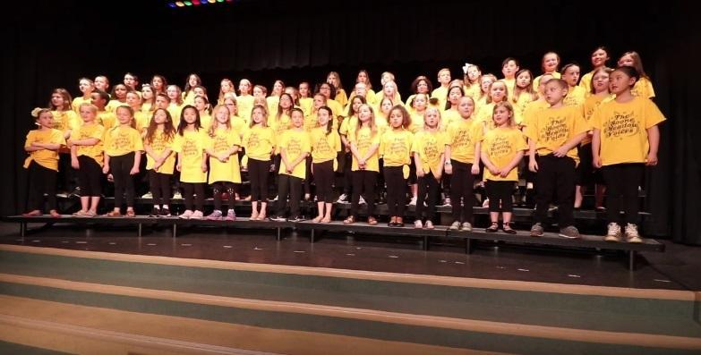 Boone Meadow Voices Spring Concert