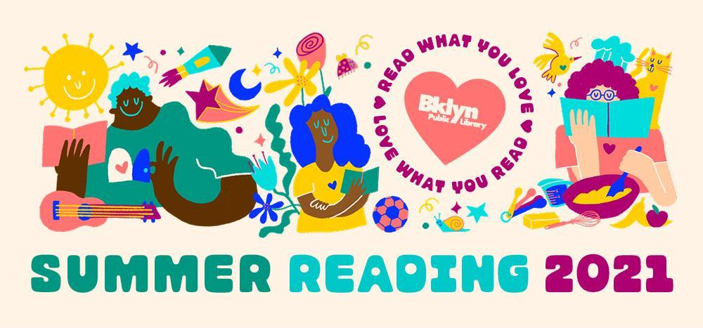 Summer Reading with Brooklyn Public Library