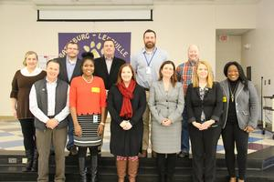 B-L Middle School Hosts Mock Interviews for Students