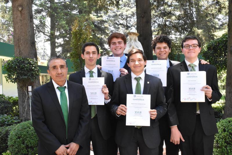 XXVII Concurso Universitario Feria de las Ciencias, la Tecnología y la Innovación en la UNAM Featured Photo