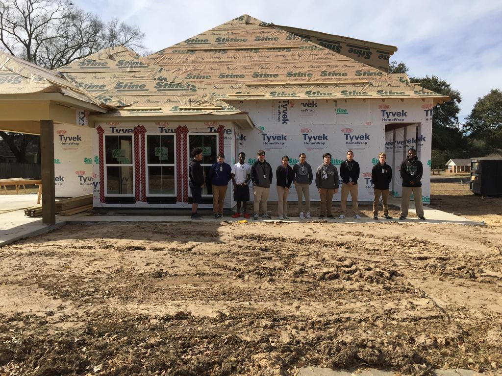 New Construction -Carpentry Field Trip