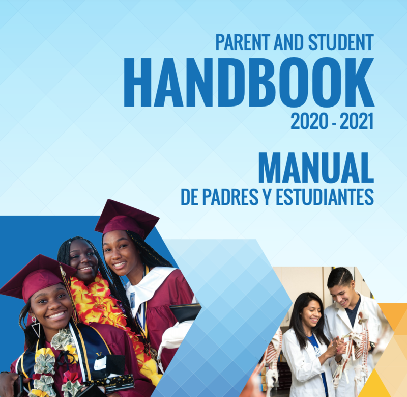 Parent and Student Handbook Featured Photo