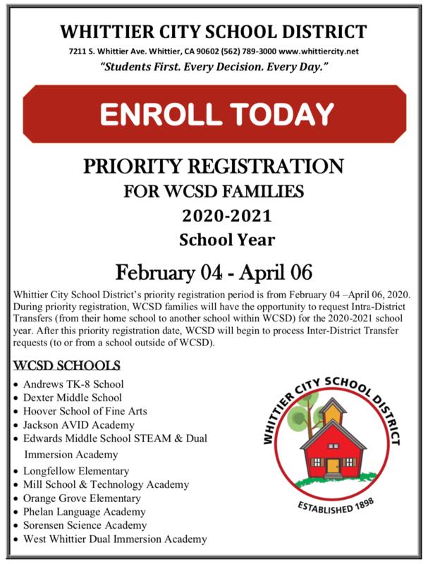 Open Enrollment Flyer Link to PDF