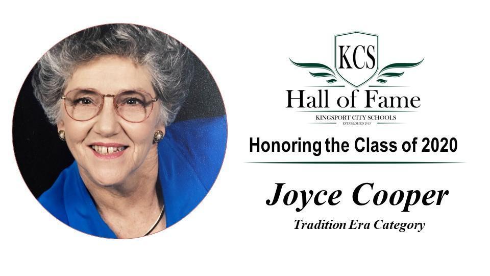Joyce Cooper