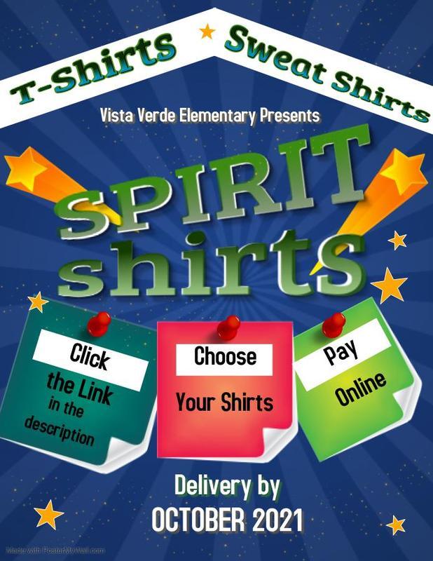 Vista Verde School Spirit Gear Featured Photo