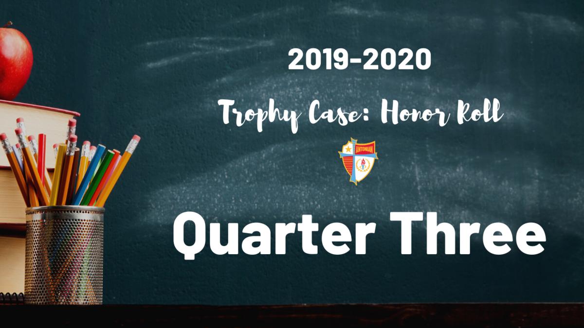 Quarter Three